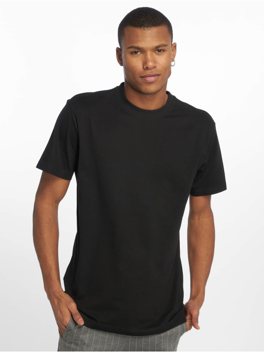 Urban Classics T-Shirty Basic czarny