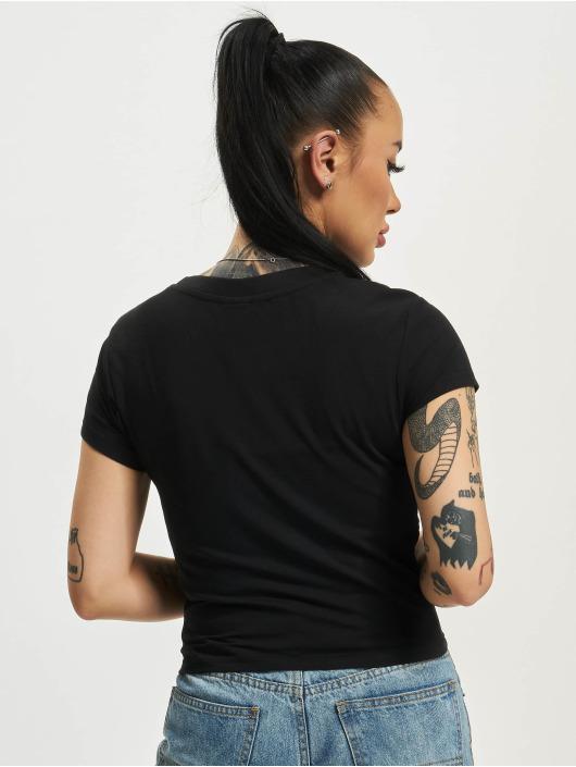 Urban Classics T-Shirty Stretch Jersey czarny