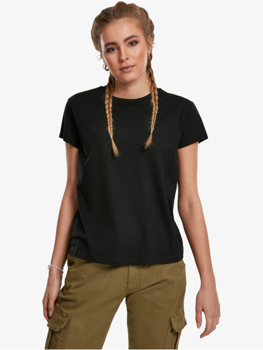 Urban Classics T-Shirty Basic Box czarny