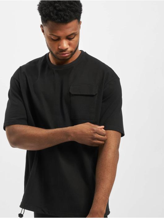 Urban Classics T-Shirty Heavy Boxy Tactics czarny