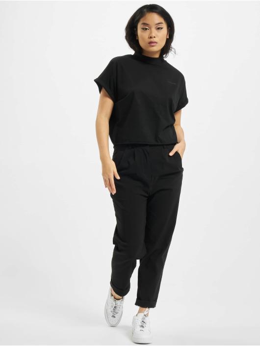 Urban Classics T-Shirty Short Oversized Cut On Sleeve czarny