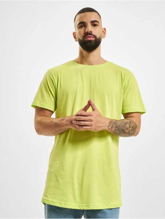 Urban Classics T-Shirty Shaped Long kolorowy