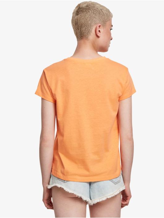 Urban Classics T-Shirty Basic Box pomaranczowy
