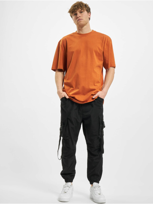 Urban Classics T-Shirty Tall Tee pomaranczowy