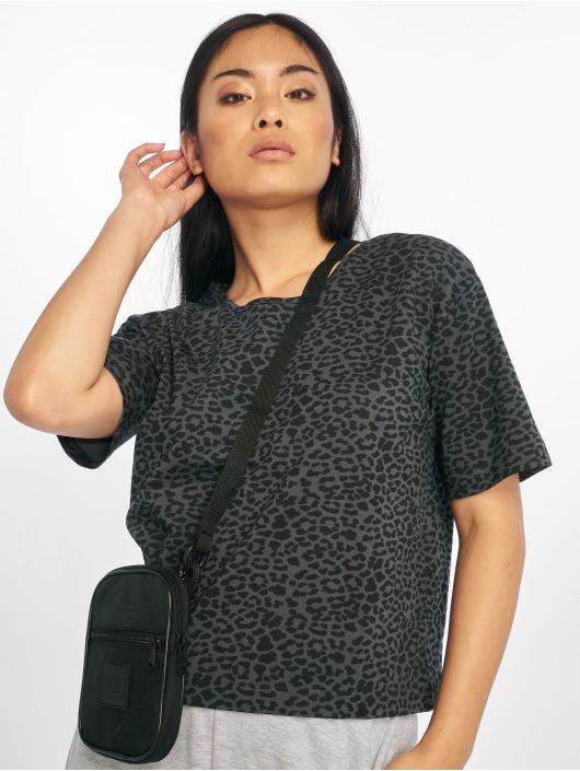 Urban Classics T-Shirty Oversized szary