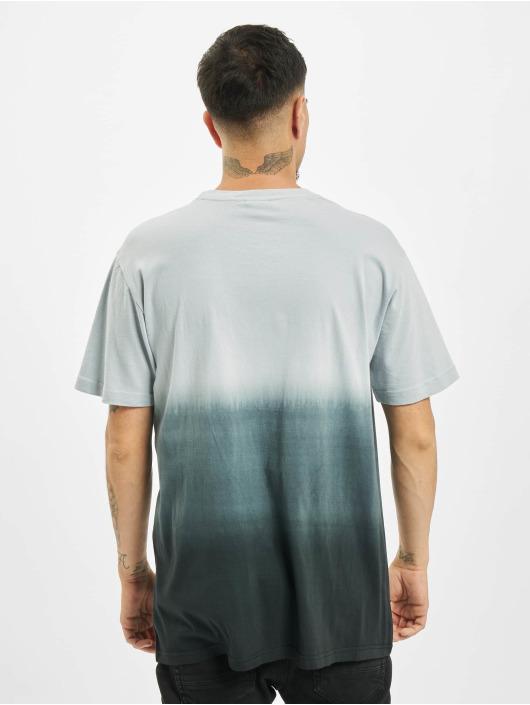 Urban Classics T-Shirty Dip Dyed szary