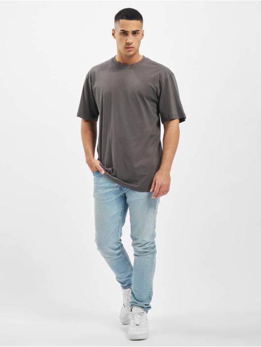 Urban Classics T-Shirty Tall szary