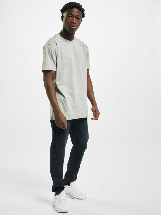 Urban Classics T-Shirty Basic 3-Pack szary