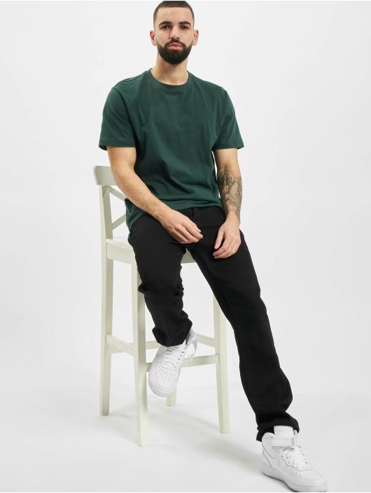 Urban Classics T-Shirty Basic zielony