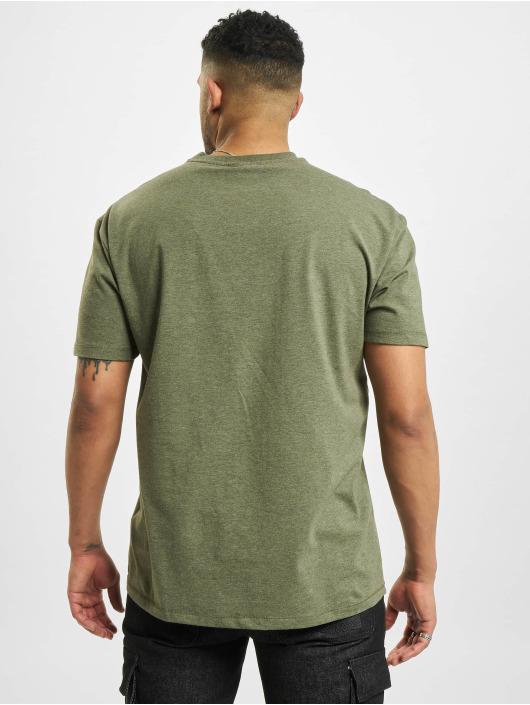 Urban Classics T-Shirty Oversize zielony