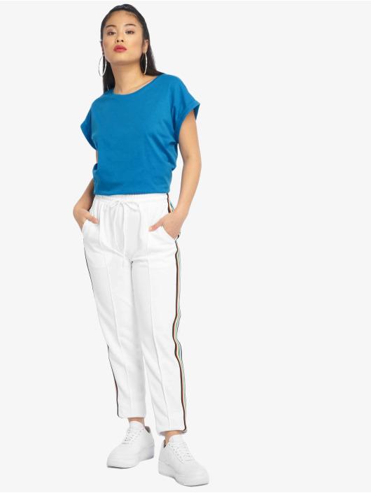 Urban Classics T-skjorter Classics Extended blå