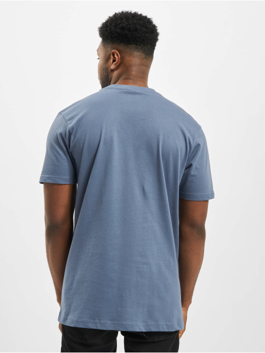 Urban Classics T-skjorter Basic blå
