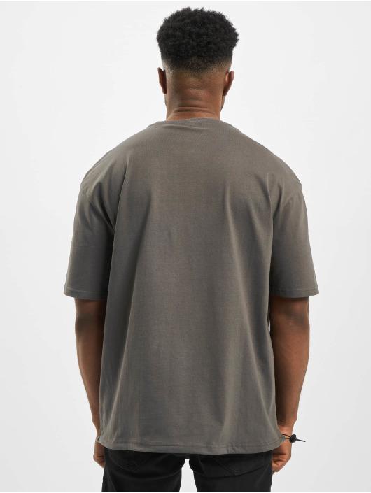 Urban Classics T-skjorter Heavy Boxy Tactics grå