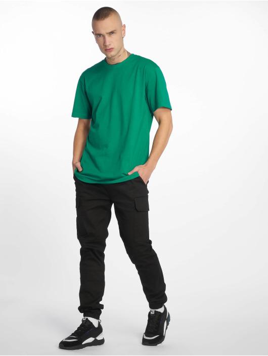 Urban Classics T-skjorter Basic grøn