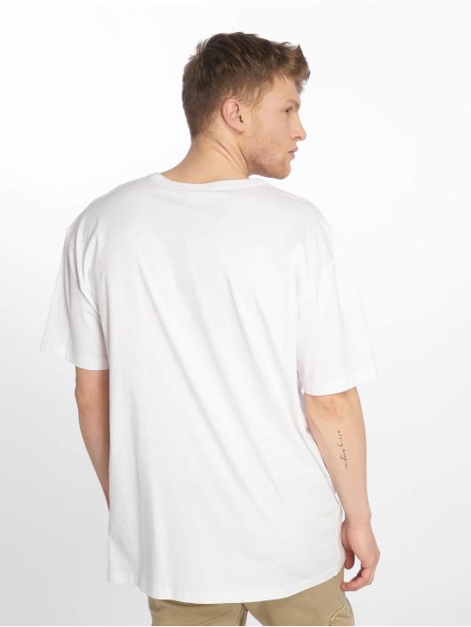 Urban Classics T-skjorter Oversized hvit