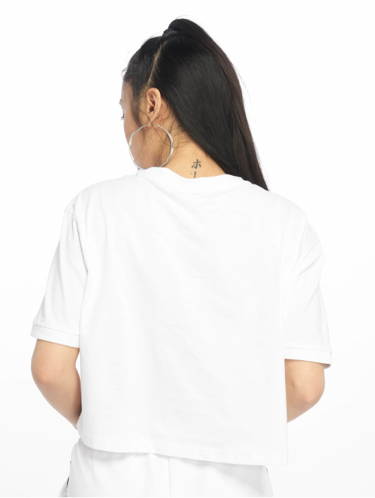 Urban Classics T-skjorter Multicolor Side Taped hvit