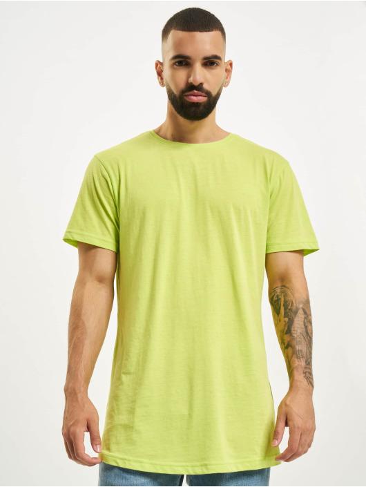 Urban Classics T-skjorter Shaped Long mangefarget