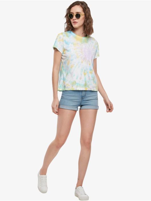 Urban Classics T-skjorter Tie Dye Boyfriend mangefarget