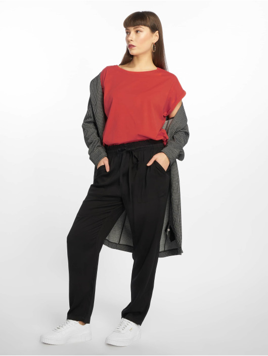 Urban Classics T-skjorter Extended Shoulder red