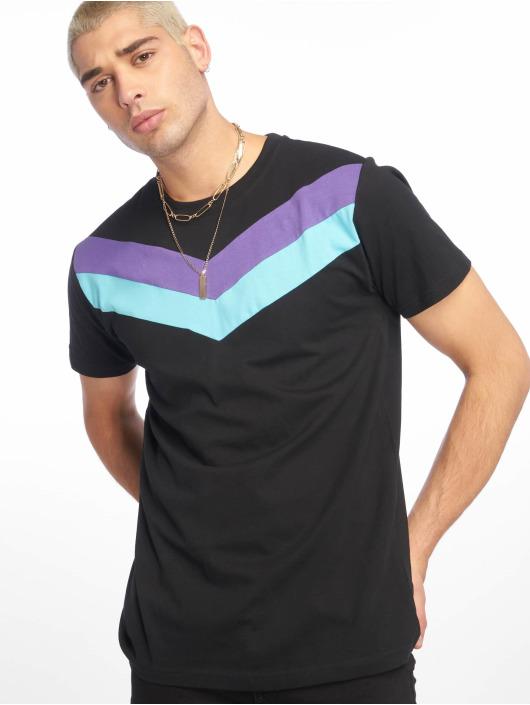 Urban Classics T-skjorter ArrowPanel svart