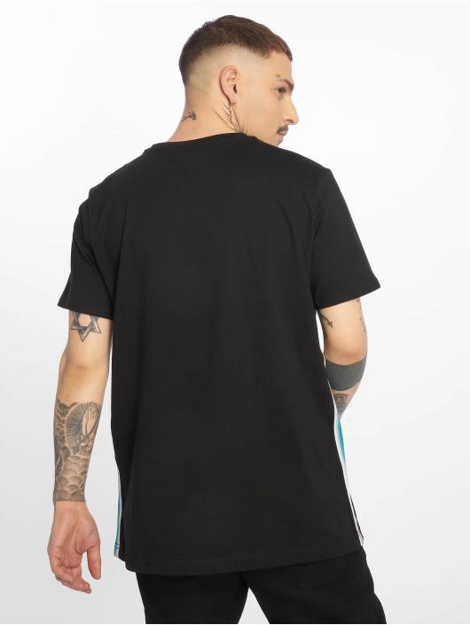 Urban Classics T-skjorter Side Taped svart