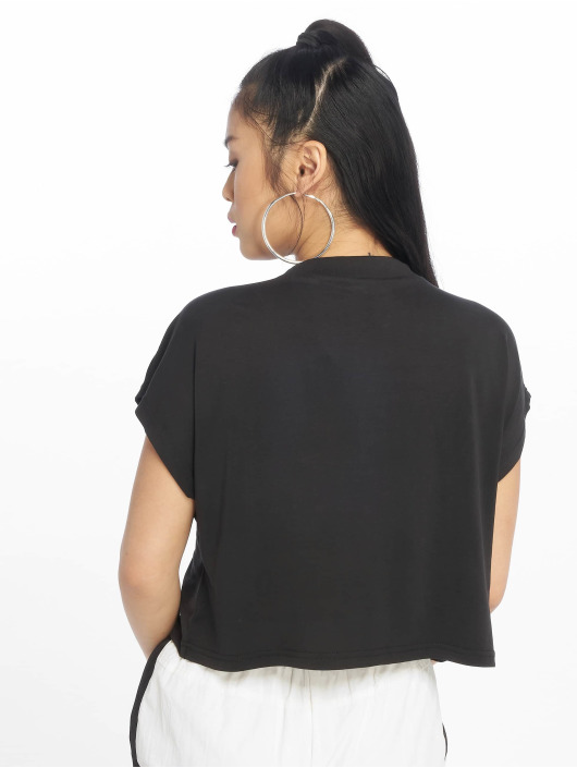 Urban Classics T-skjorter Modal Short svart