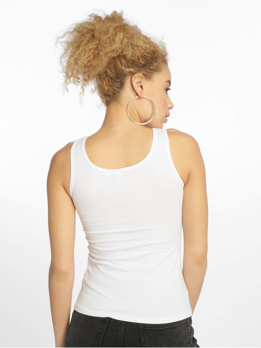 Urban Classics Tank Tops 2-Pack Basic Stretch white