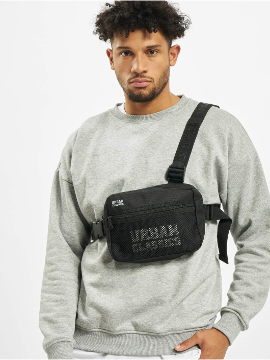 Urban Classics tas Chest zwart