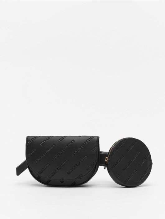 Urban Classics tas Double zwart