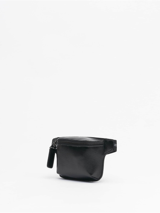 Urban Classics tas Imitation Leather zwart