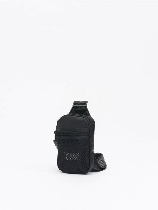 Urban Classics tas Small Recycled Ripstop zwart