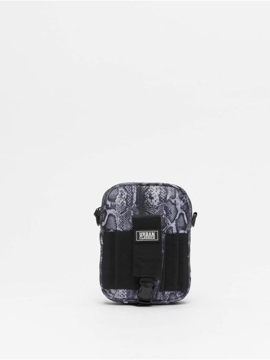 Urban Classics Tasche Printed grau