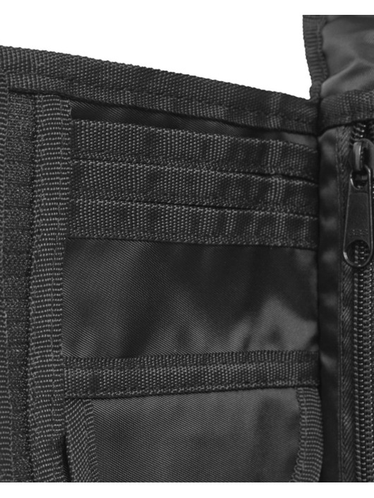 Urban Classics Tasche Pouch Oxford schwarz