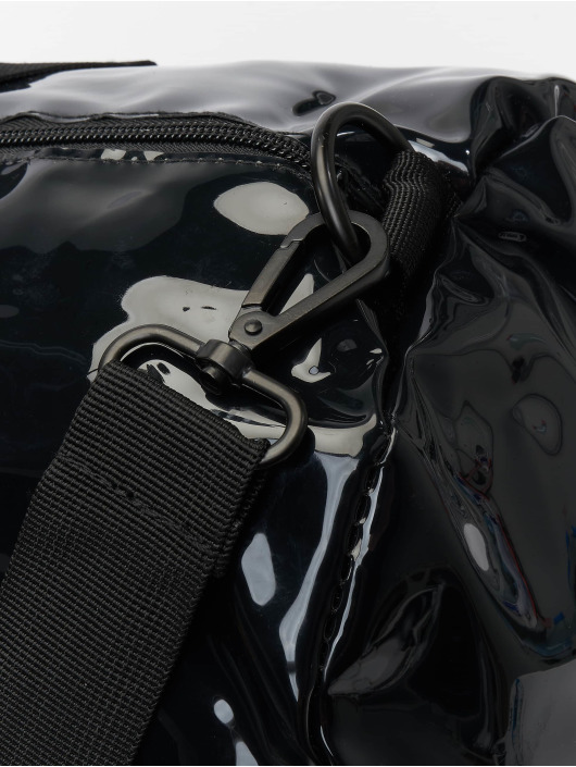 Urban Classics Tasche Transparent schwarz