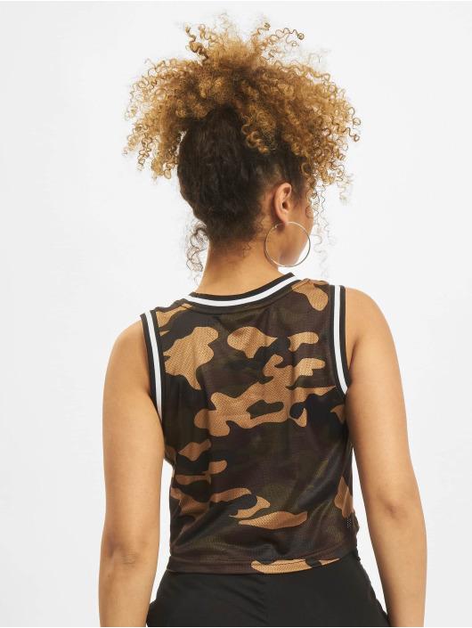 Urban Classics top Mesh camouflage