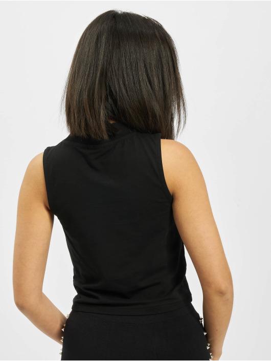 Urban Classics Top Ladies Turtleneck schwarz
