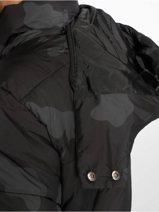 Urban Classics Toppatakkeja Hooded camouflage