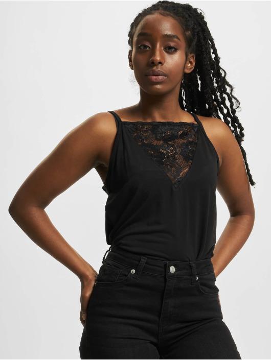 Urban Classics Topy/Tielka Laces Triangle èierna