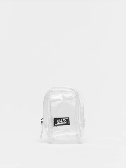 Urban Classics Torby Transparent bialy