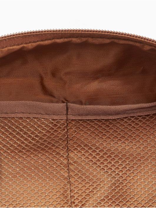 Urban Classics Torby Imitation Leather Cosmetic Pouch brazowy