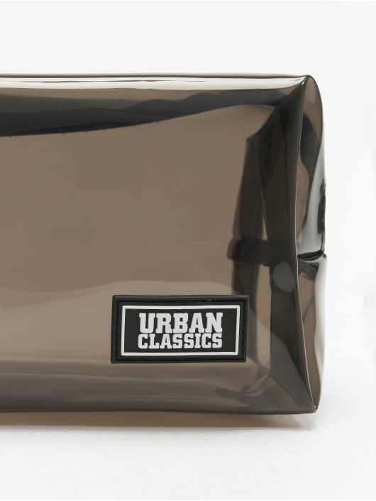 Urban Classics Torby Tranparent Cosmetic czarny