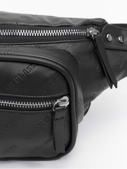 Urban Classics Torby Imitation Leather Shoulder czarny