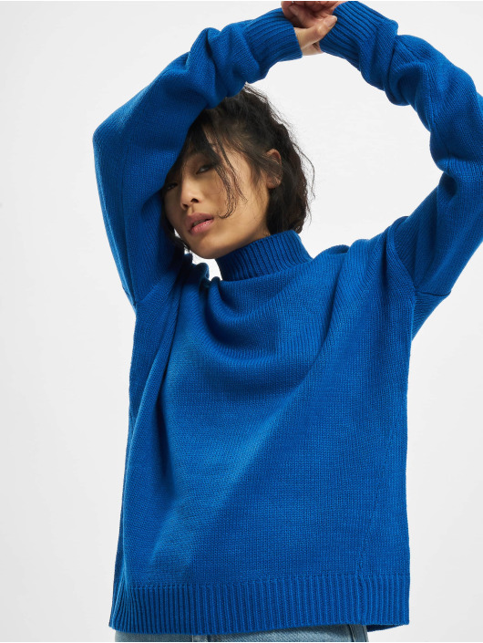 Urban Classics Trøjer Oversize blå