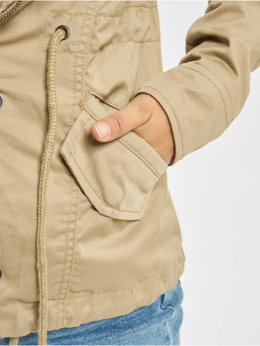 Urban Classics Transitional Jackets Basic beige