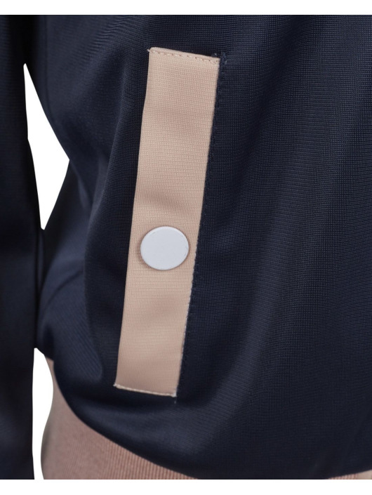 Urban Classics Transitional Jackets Button Up blå