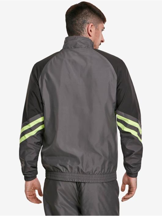 Urban Classics Transitional Jackets Block Sport grå