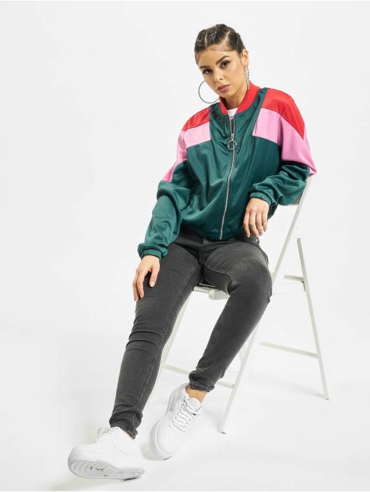 Urban Classics Transitional Jackets 3-Tone grøn