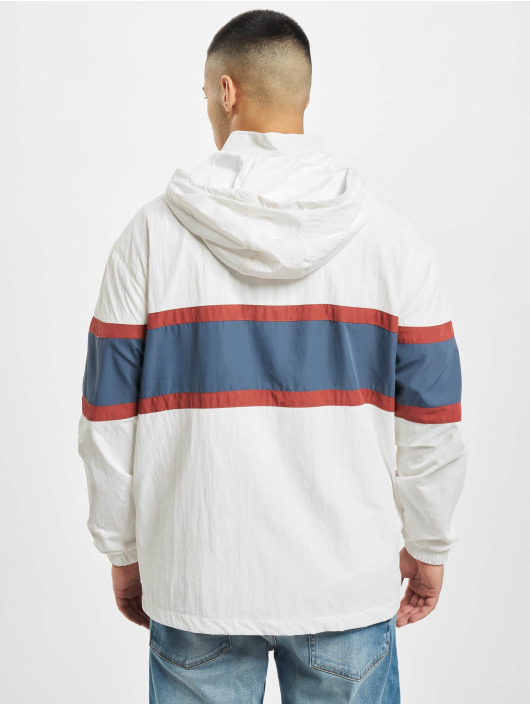 Urban Classics Transitional Jackets Crinkle Nylon hvit