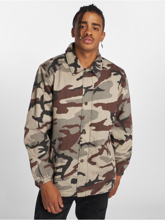 Urban Classics Transitional Jackets Camo Cotton kamuflasje