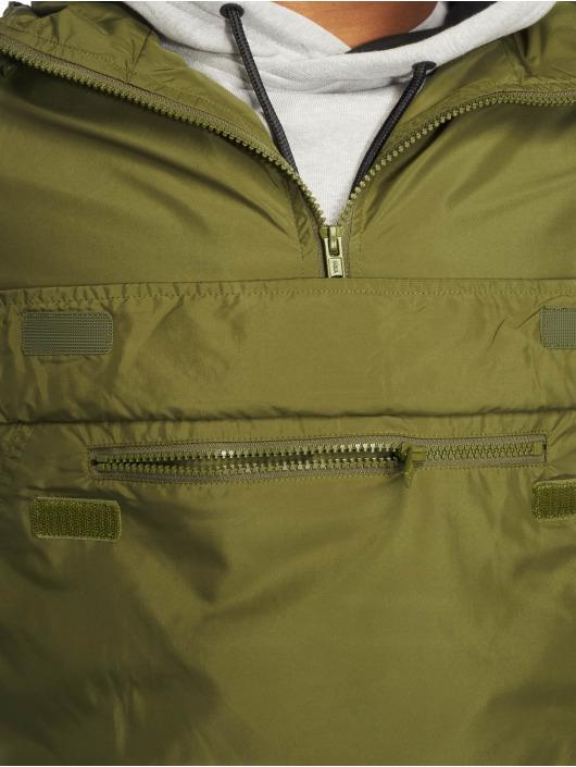 Urban Classics Transitional Jackets Basic oliven